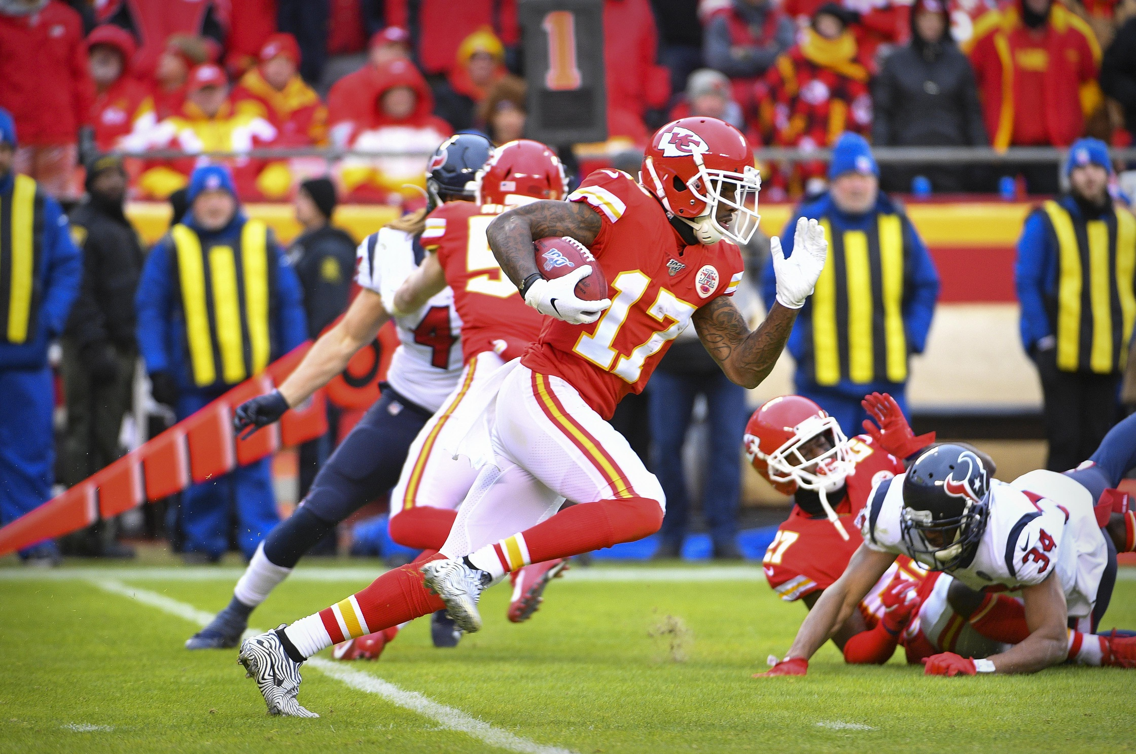 Three Under the Radar Players to Watch in Chiefs-Titans Title Game