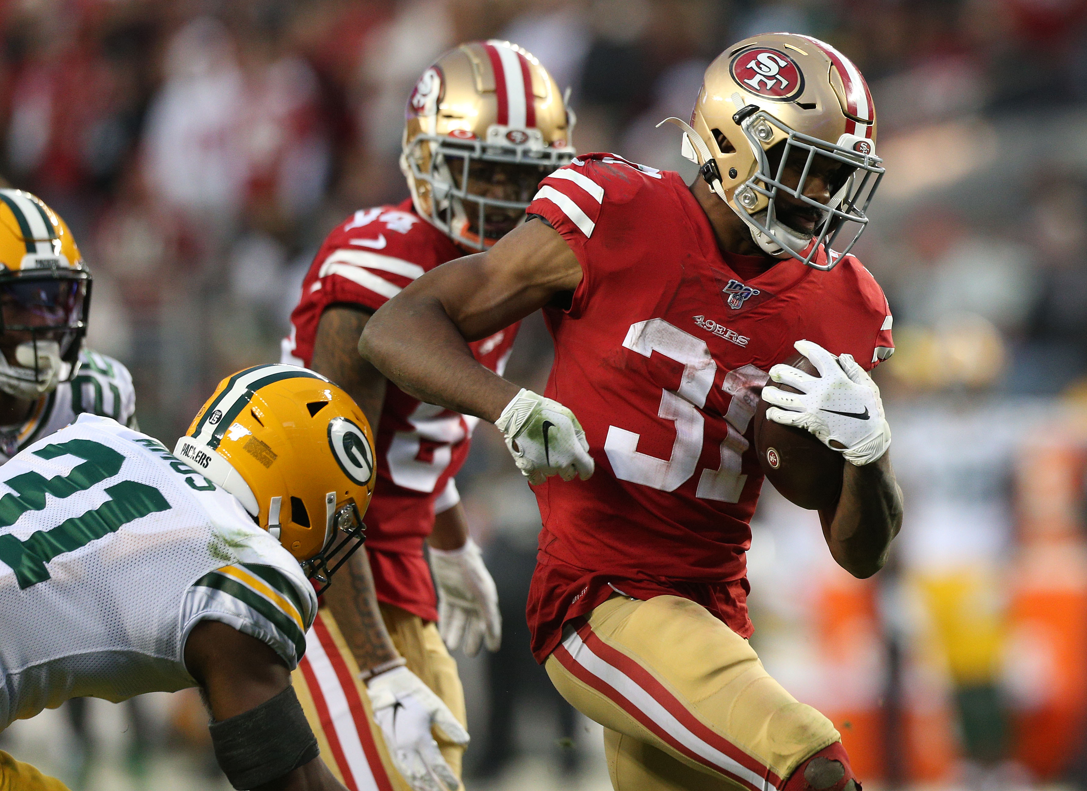 Five Positions for the 49ers to Avoid in Free Agency