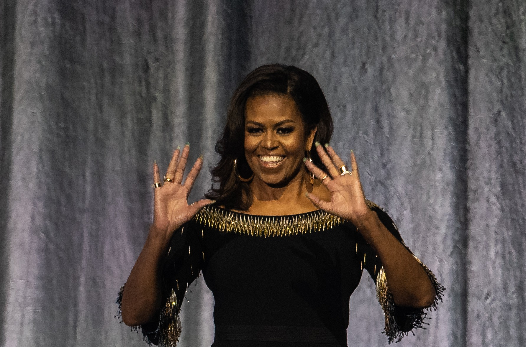 Michelle Obama Relies On Hip-Hop For Her Workouts