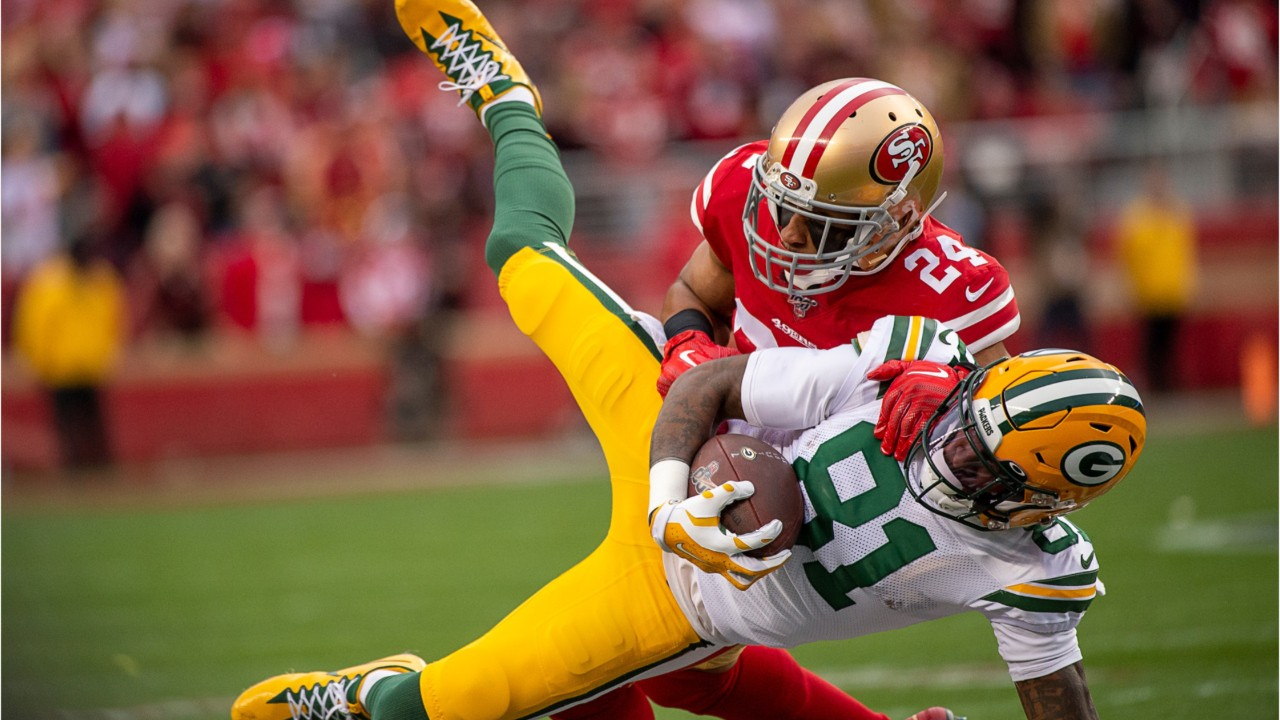 49ers beat Packers 37-20