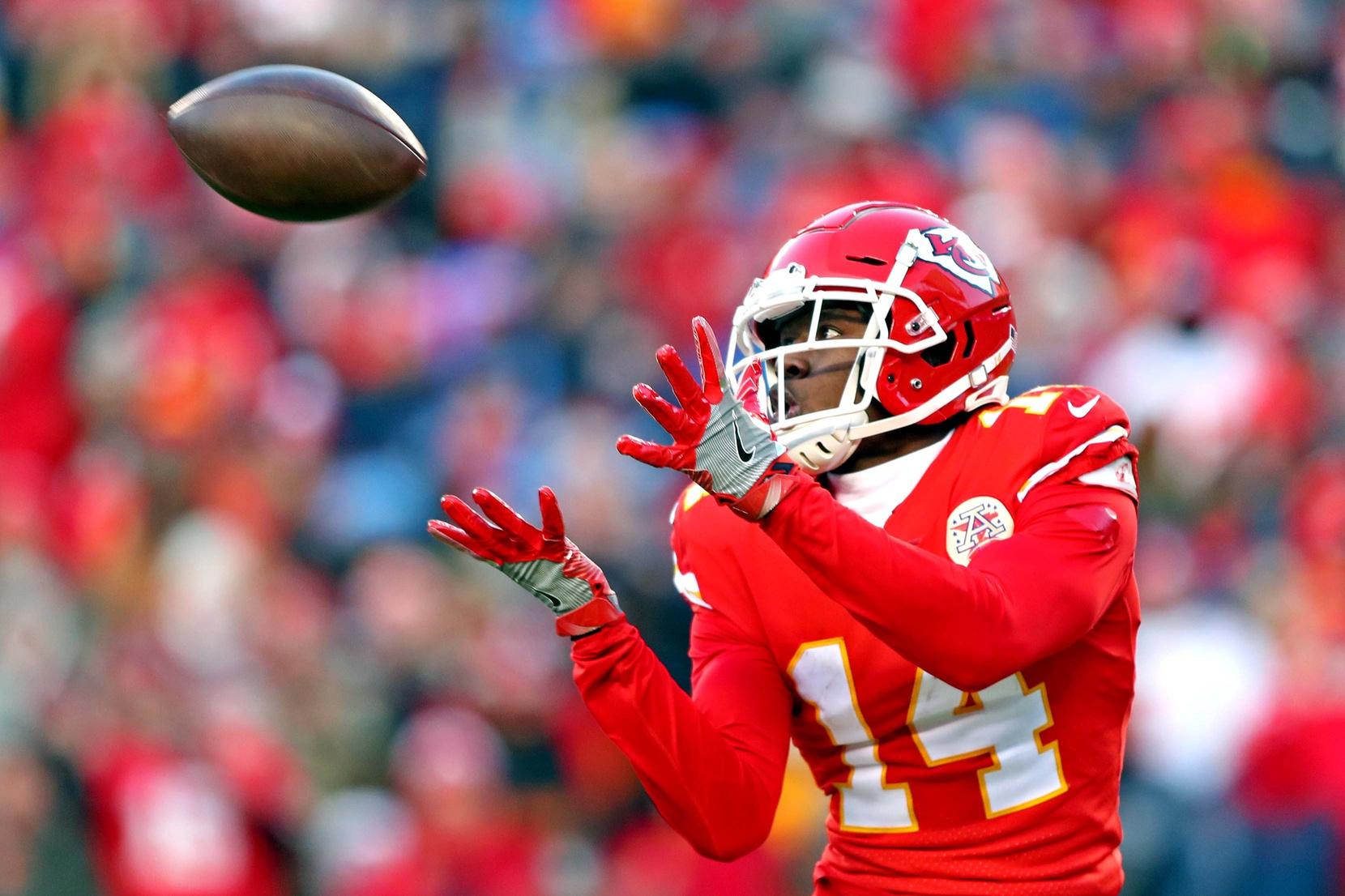 Why Sammy Watkins' AFC Title Game Effort Supports Chiefs' Investment