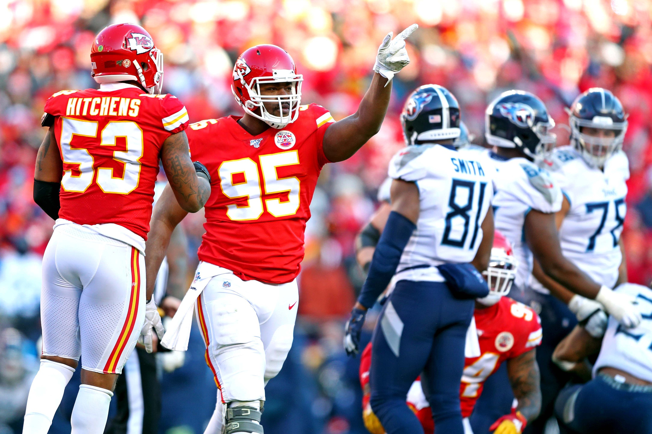 Chris Jones Surpasses Chiefs' Expectations in Return from Injury