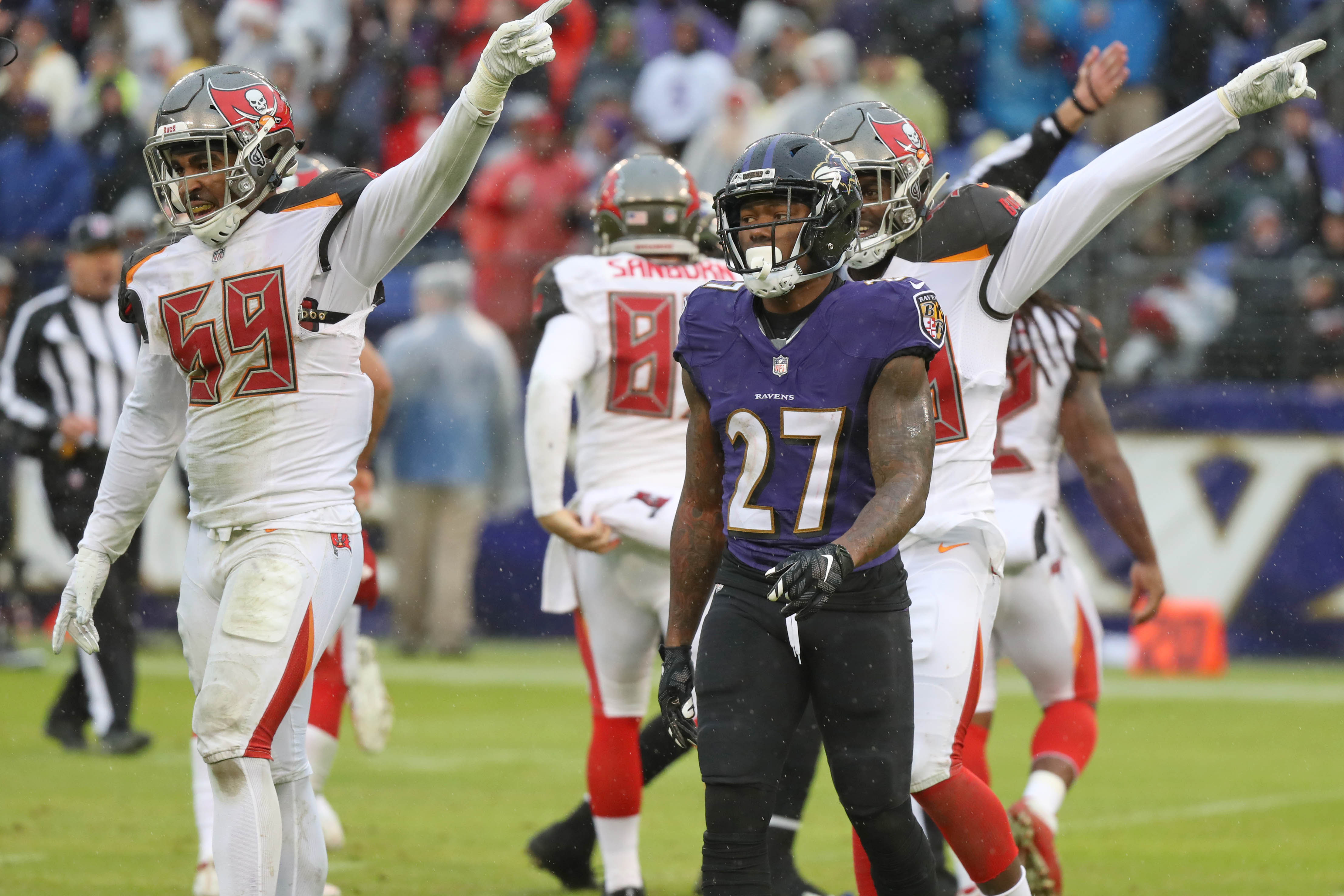 Rick Gosselin's 2019 NFL Special Teams Rankings: Ravens Finish 27th Overall