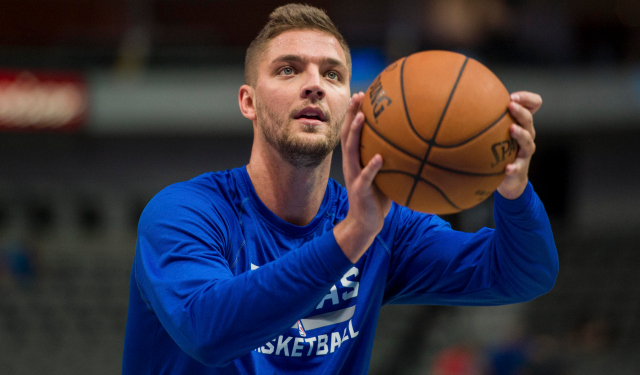 Mavs Ex Chandler Parsons Has 'Severe Injuries' After Allegedly Being Victimized In Drunk-Driving Crash