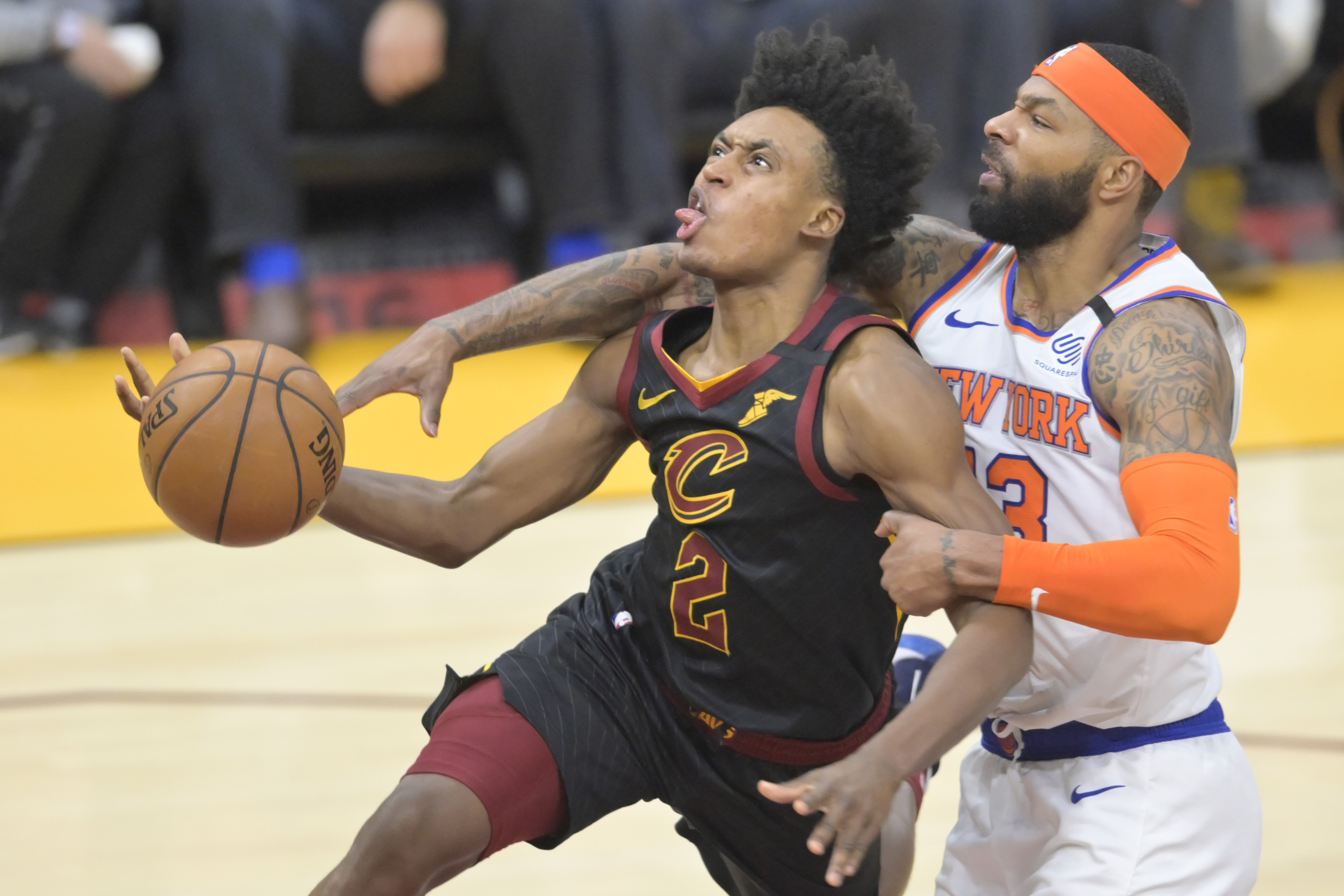 Dribbles: Cavs Have Night to Forget in Sluggish Home Return