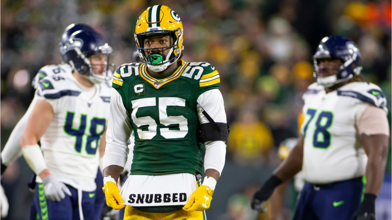 Rodgers Out, Three Packers Added for Pro Bowl