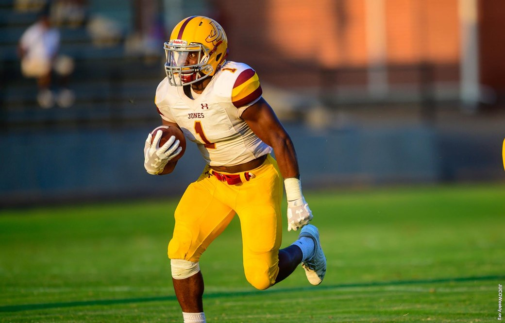 JUCO All-American RB Webb Talks Florida State Commitment