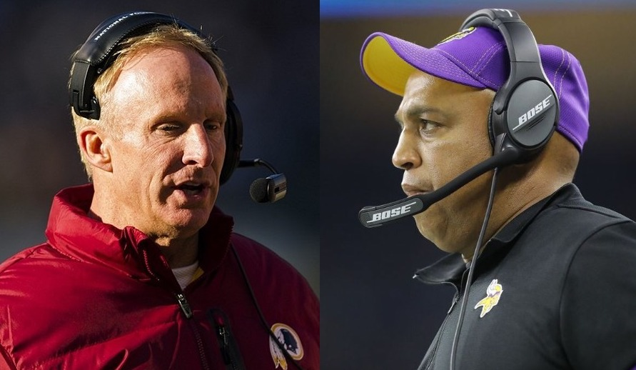 Could Cowboys Hire This Ex Vikings Coordinator (And This Coach's Son)?