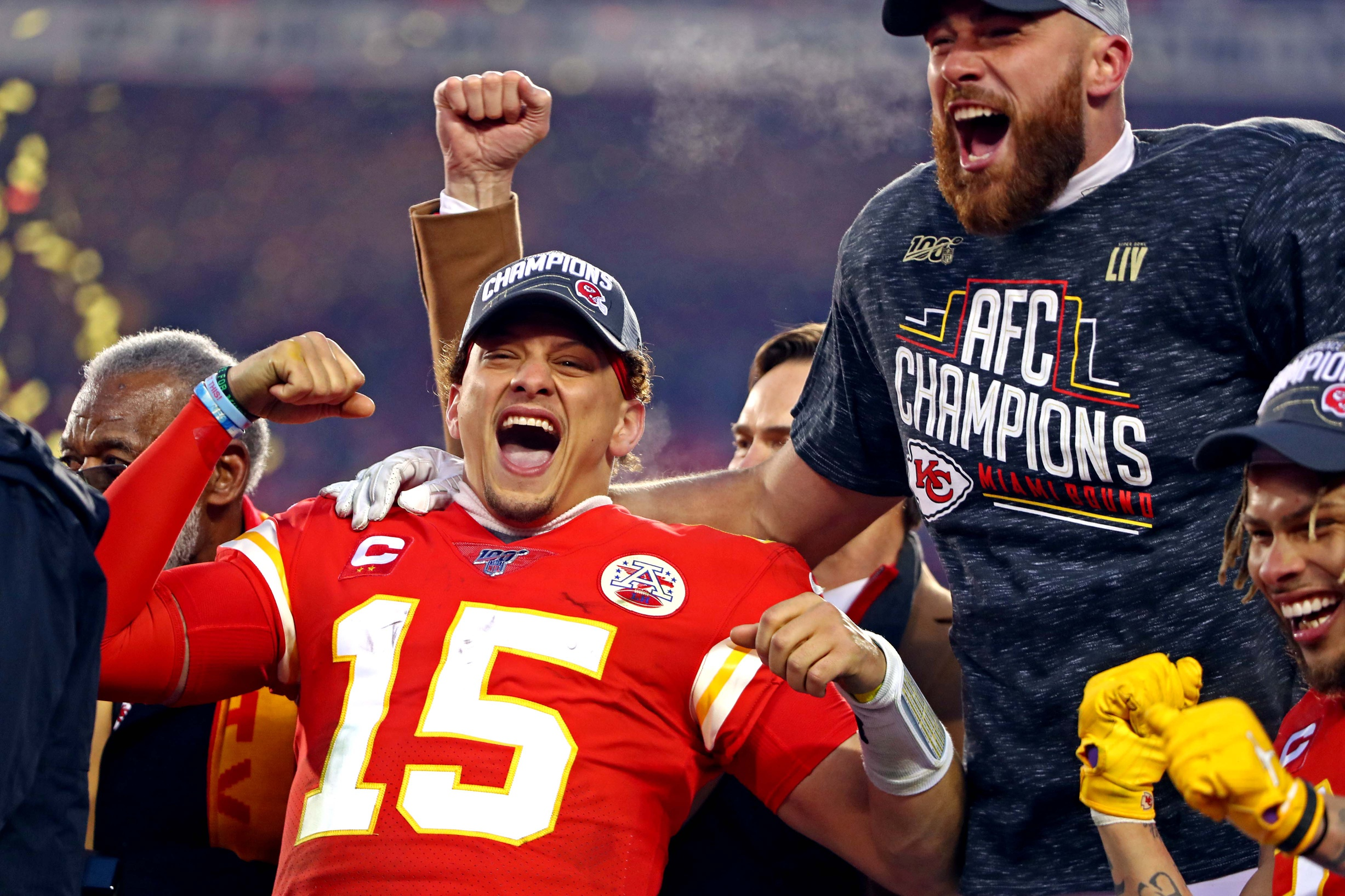 Staying Focused Key for Chiefs' Patrick Mahomes in Super Bowl Prep