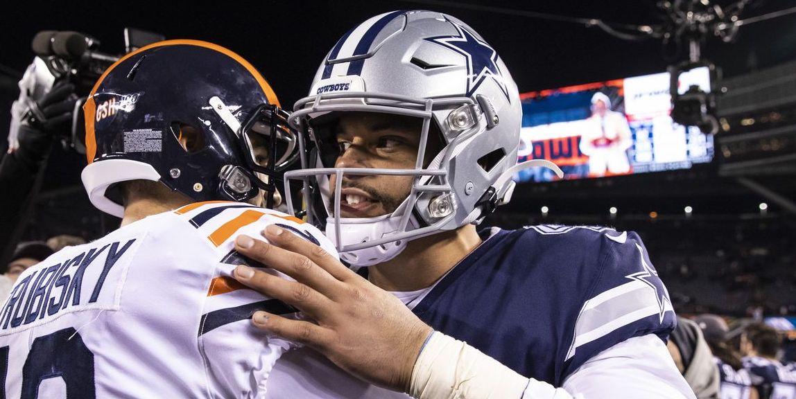Chicago Tribune Plan: Bears Should Sign Cowboys QB Dak Prescott As Trubisky Backup
