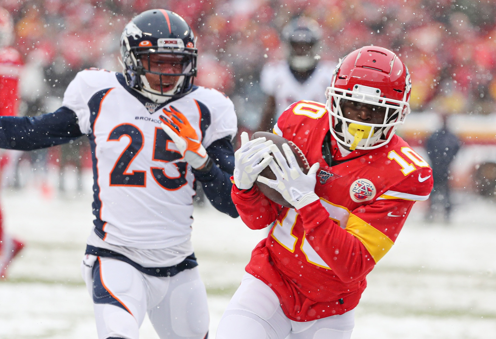 Five Homegrown Free Agents Broncos are at Risk of Losing in 2020
