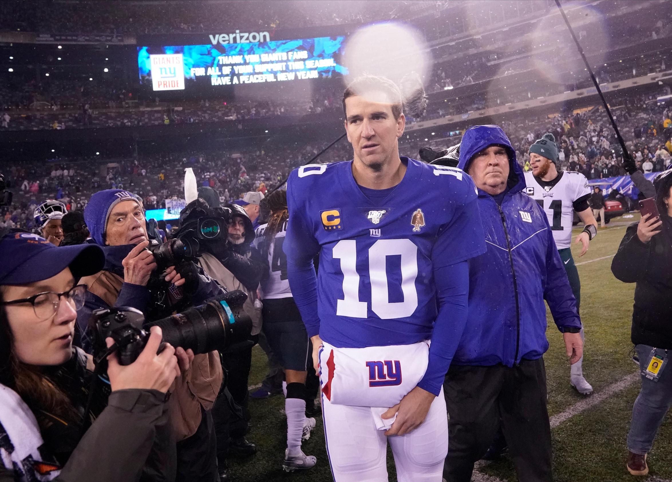 Breaking: Eli Manning Announces His Retirement