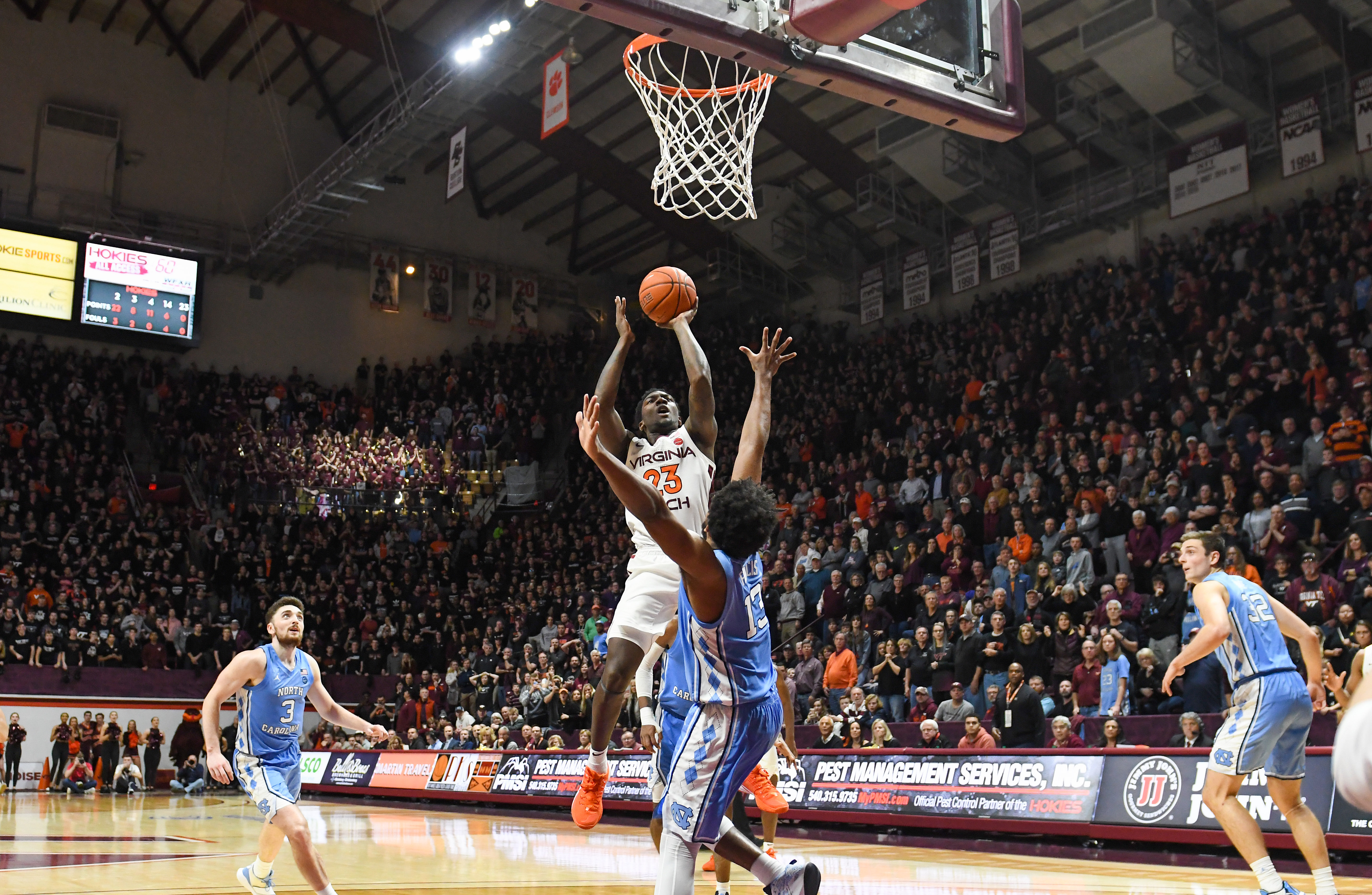 Virginia Tech Basketball: 3 Things We Learned From The Win Over North Carolina