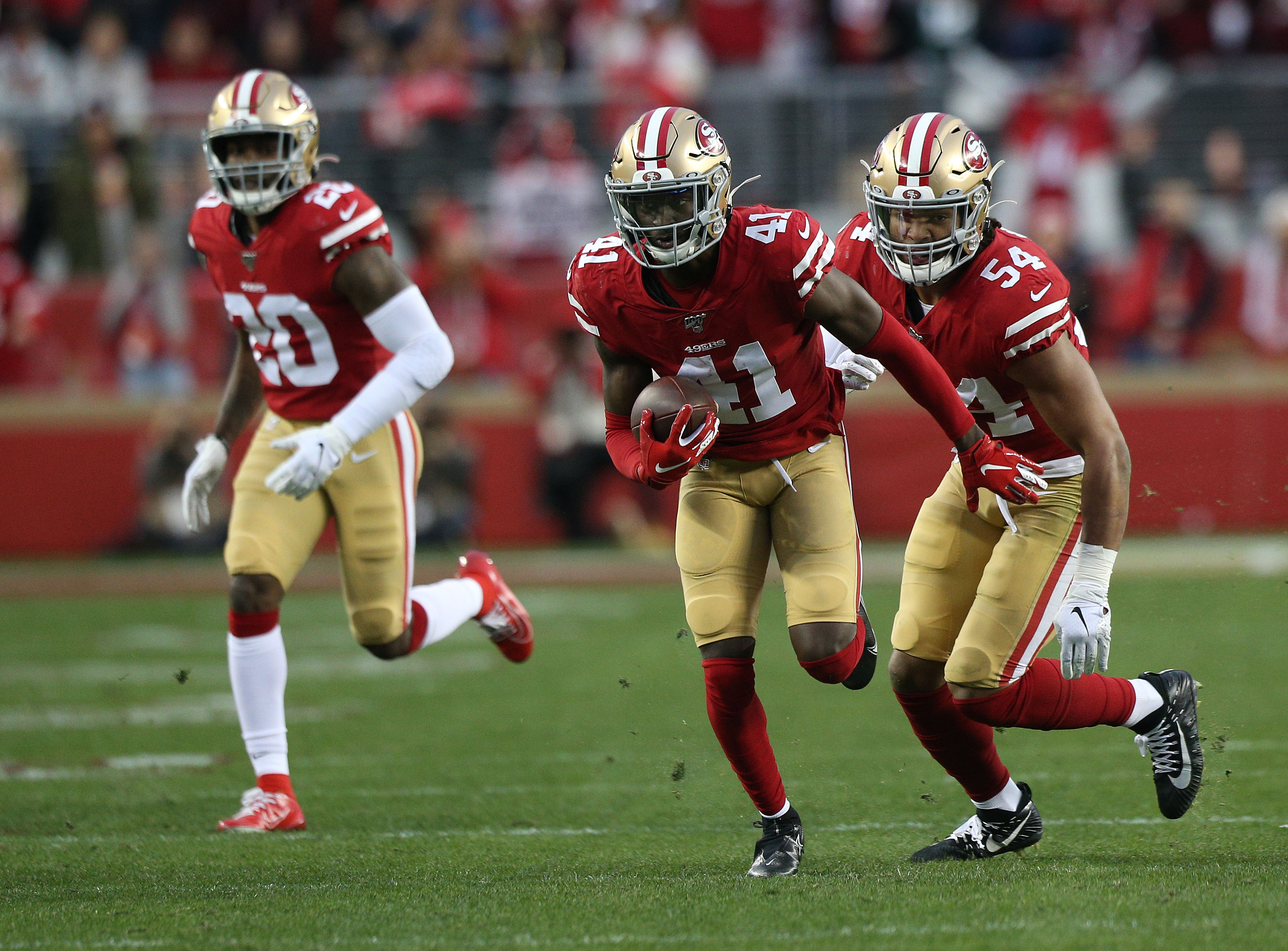 49ers' Emmanuel Moseley has Solidified the Cornerback Position