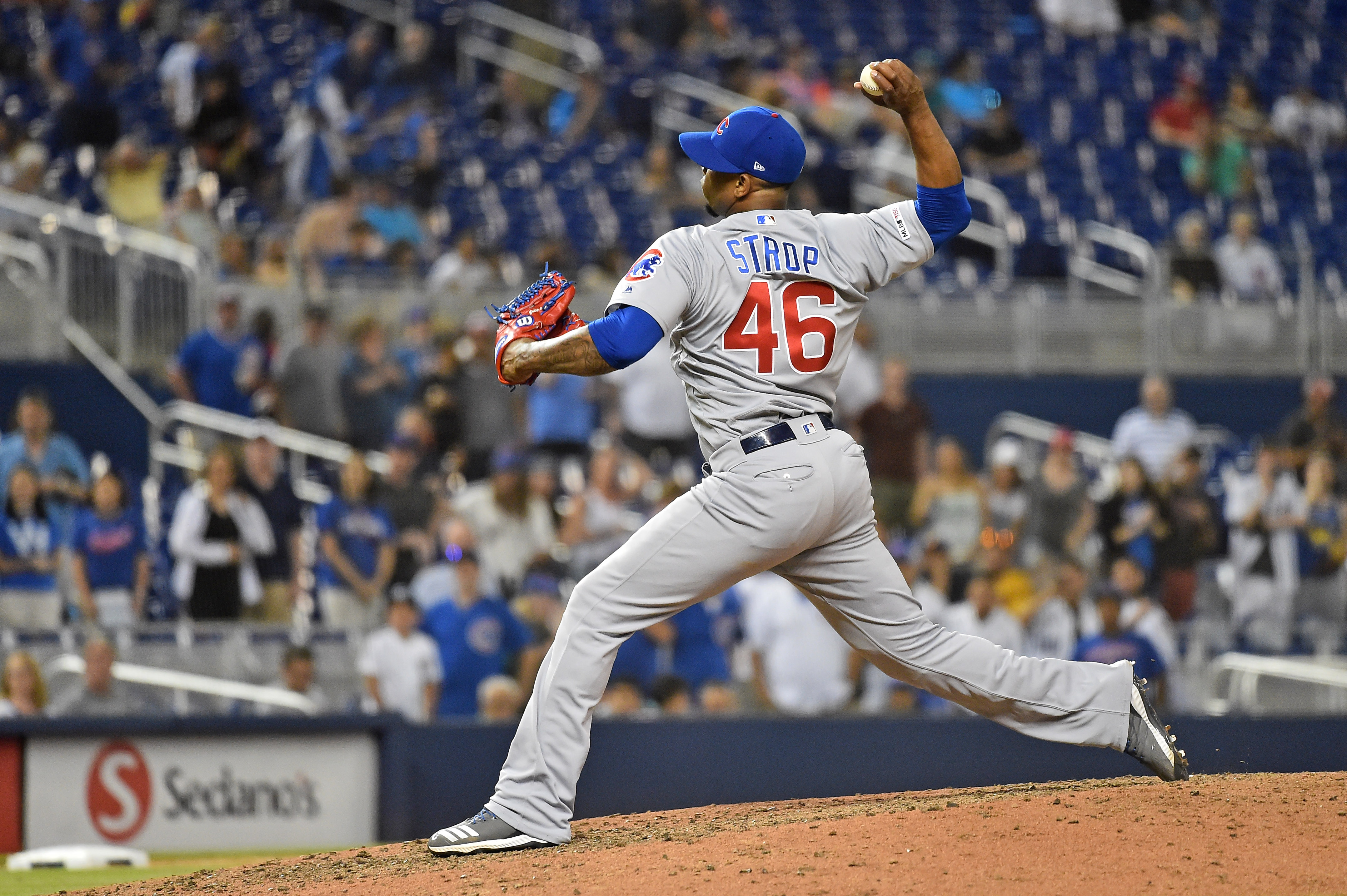 Rangers Notes: Pedro Strop, Over/Under Win Total for 2020