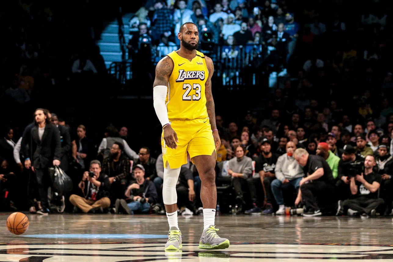 Four Takeaways From The Lakers' 128-113 Win Over The Brooklyn Nets