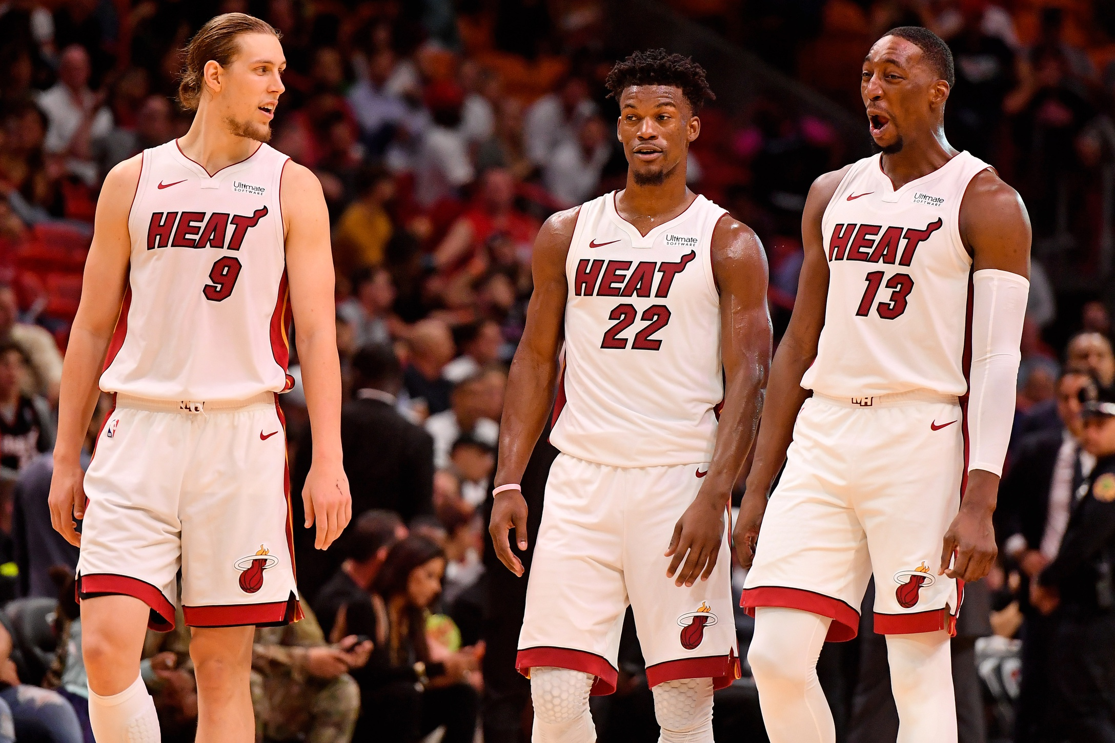 Heat's Jimmy Butler and Bam Adebayo will have to wait a week to learn NBA All-Star fate