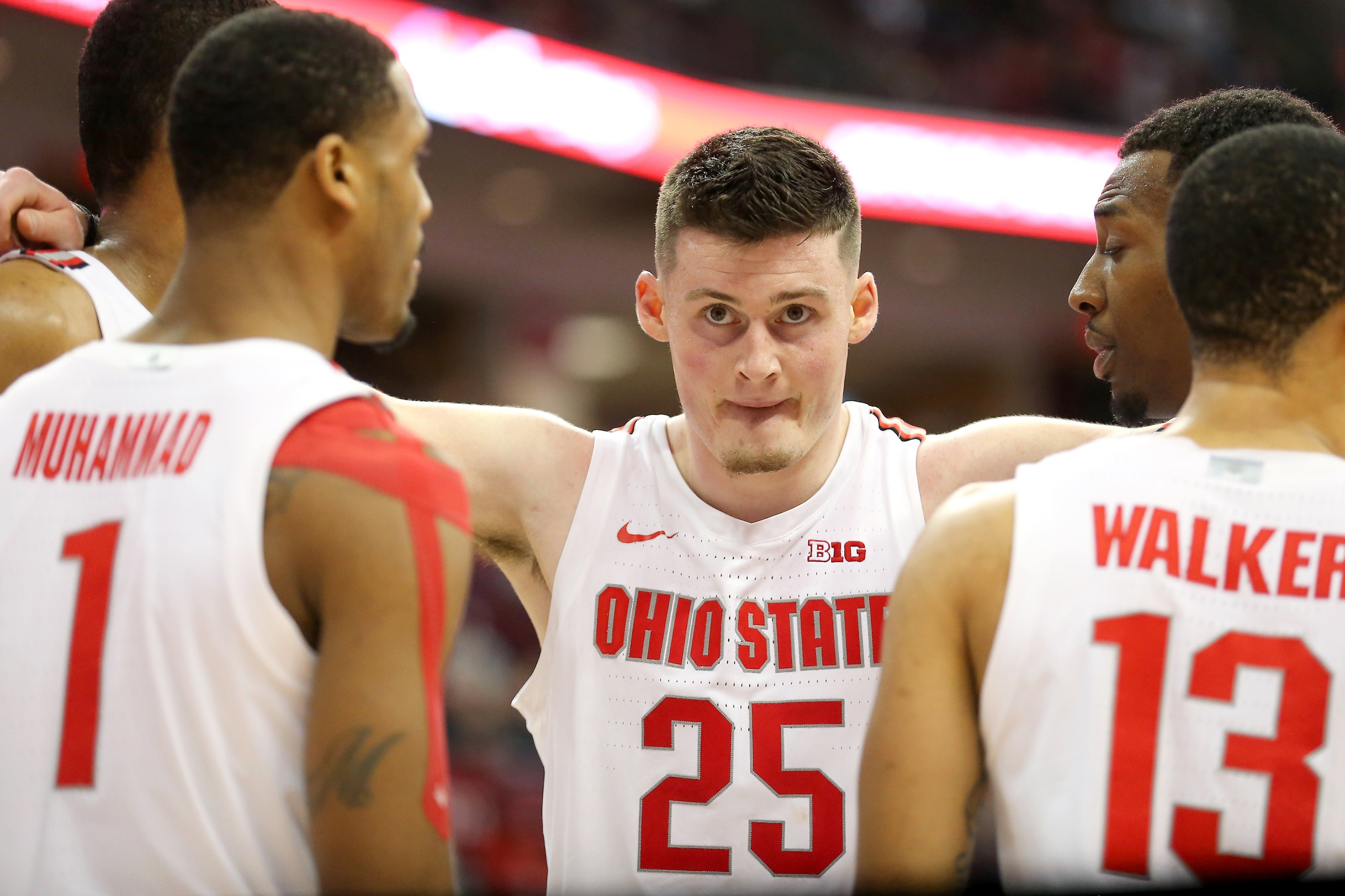 Ohio State Has Become Team in Search of Backbone