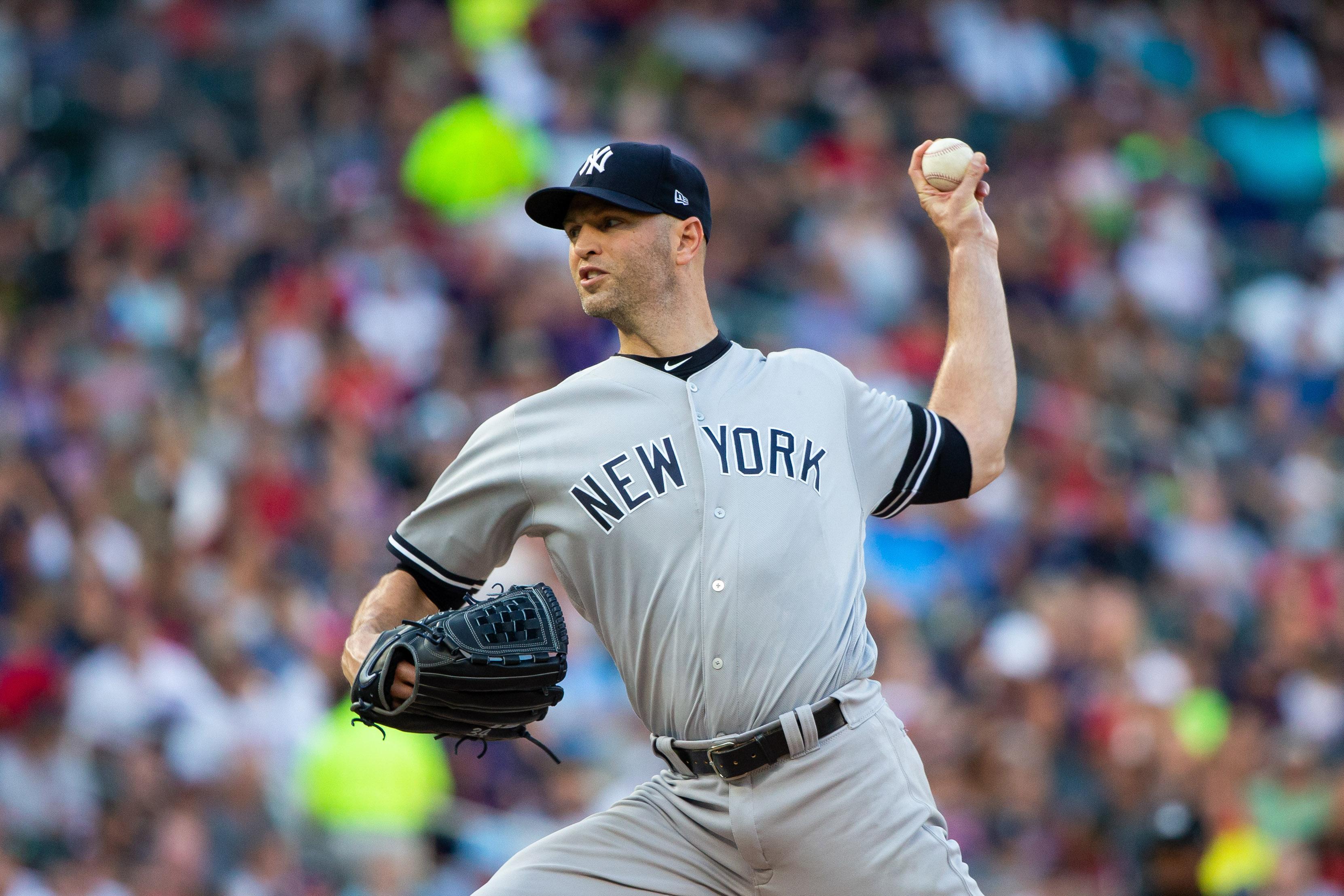 Brian Cashman Endorses J.A. Happ as Yankees' No. 5 Starter