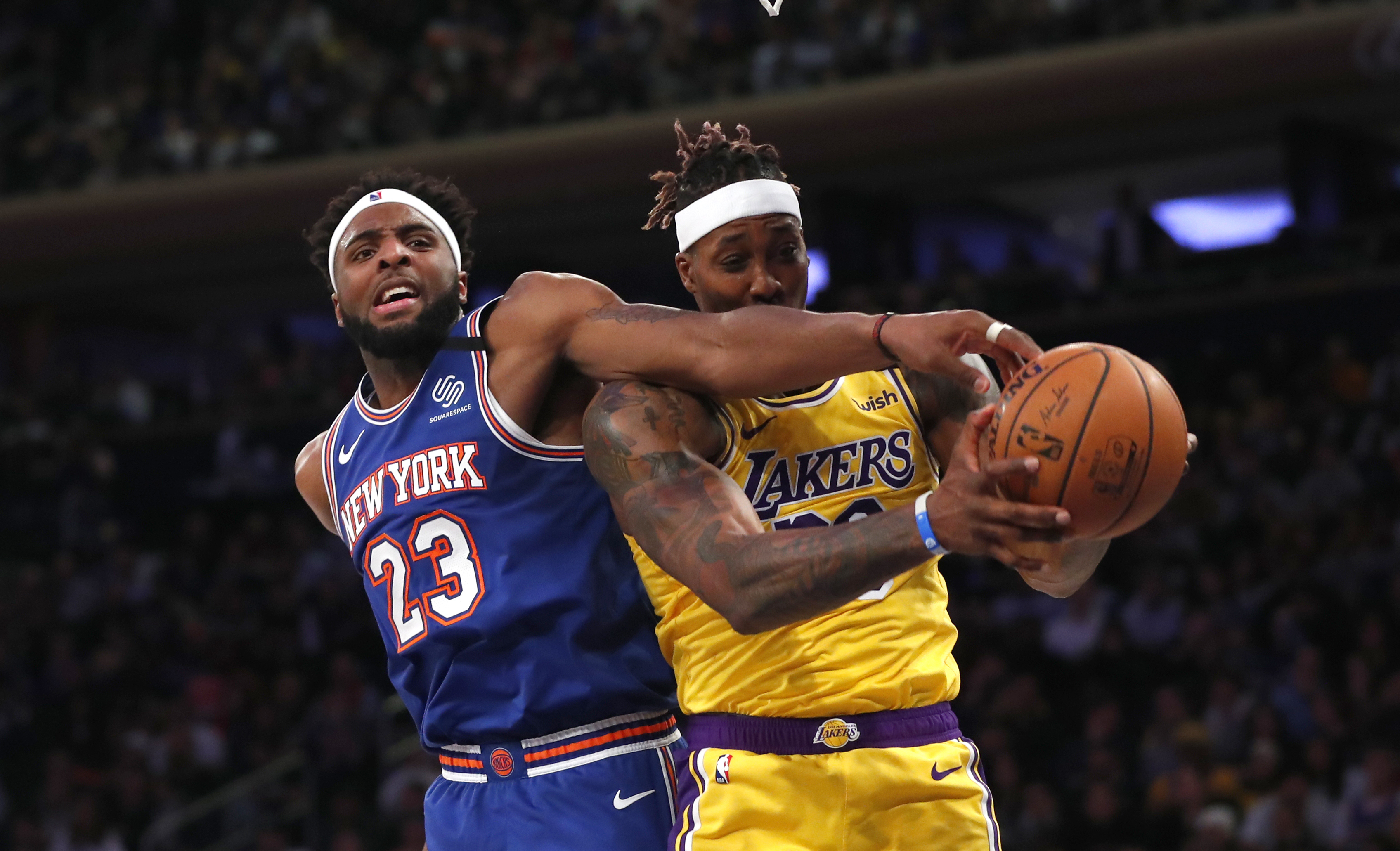 How Much Do the Knicks Need Mitchell Robinson to Shoot?