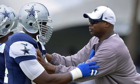 Cowboys Retain Leon Lett, Add George Edwards to Defensive Coaching Staff