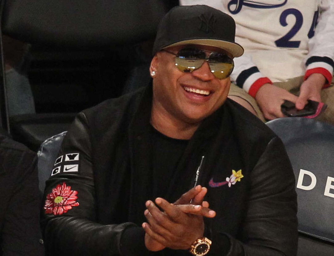 LL Cool J Taps Legendary Artist Shepard Fairey To Design Logo For New Clothing Line