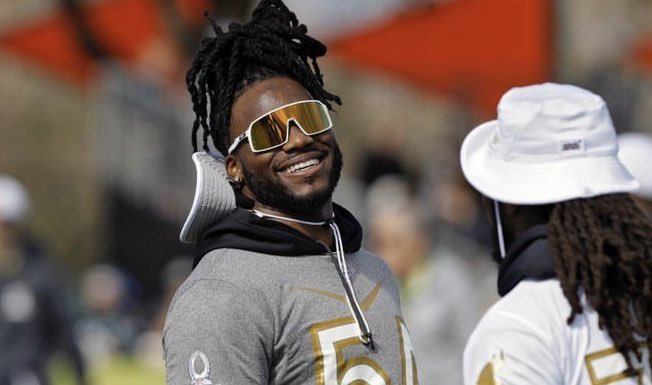 Cowboys LB Jaylon Smith Campaigned For the Pro Bowl and Made It: 'It's A Blessing'