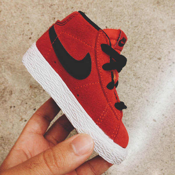 Your Baby Can Now Add Nike Blazers To