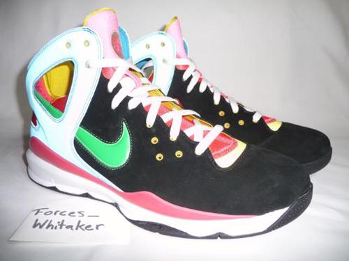 Nike Huarache 08 Kanye West Sample