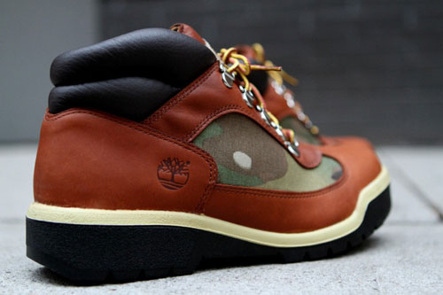 Mark McNairy x Timberland Boots