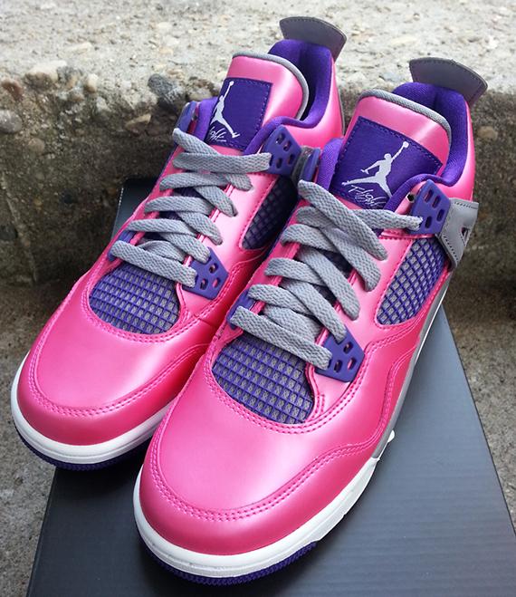 Air Jordan 4 Retro GS \