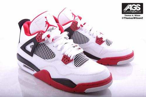 Air Jordan 4 2012 Retro \
