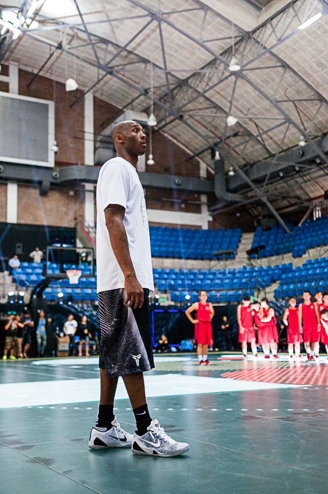 Kobe Bryant Debuts Nike Kobe 9