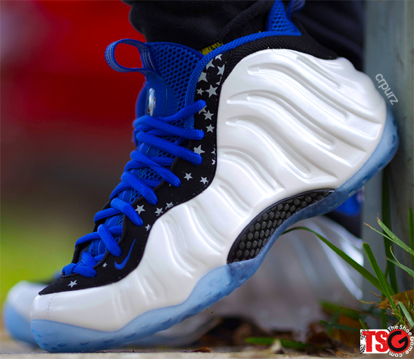finest selection 19b8a 1042c UNDS: A Review Of The Nike Air Foamposite 'Shooting Stars ...