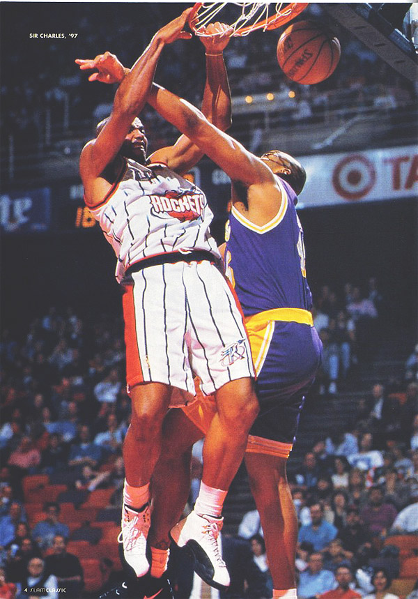 Classic Photo Charles Barkley X Air Jordan 12