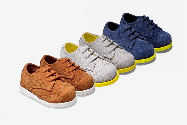 Cole Haan Kids Introduces The Grand Oxford