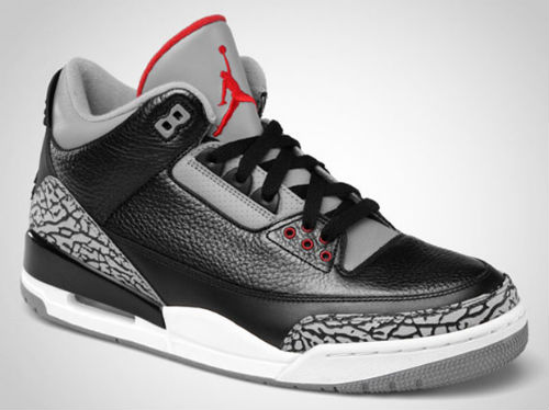 factory price 7d88c dae85 Air Jordan 3 - Black/Cement Official Images - TheShoeGame.com