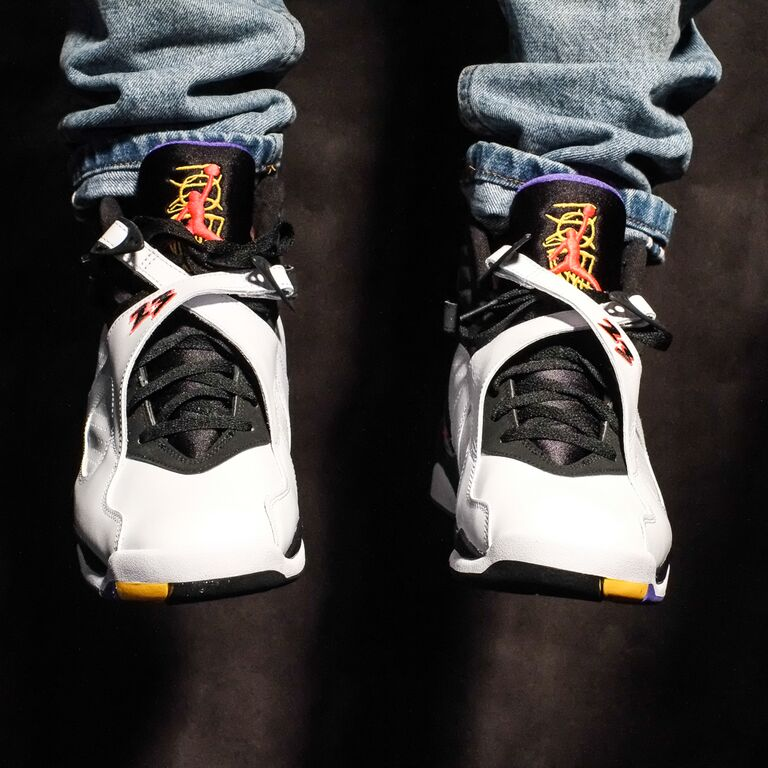 Does the Air Jordan 8 \