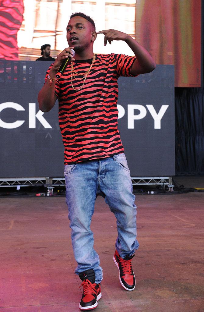 quality design e4f24 bdacf Celebrating Kendrick Lamar's Birthday With His Best Sneaker ...