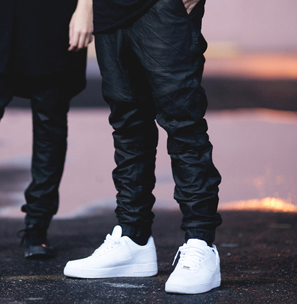 white air force 1 outfits guys