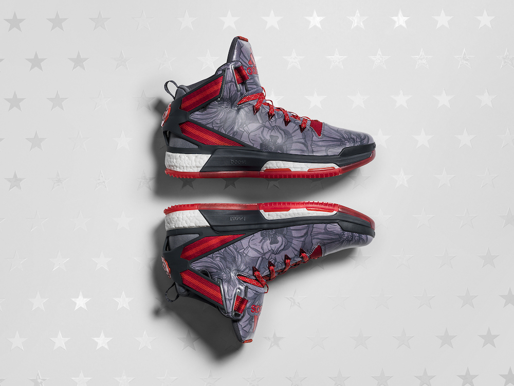 adidas d rose 6 veterans day