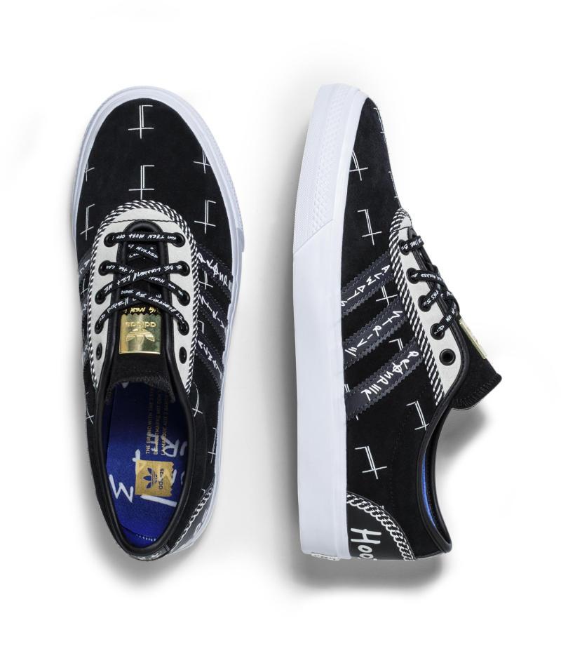 buy popular a434a e3033 ASAP Ferg adidas Skateboarding Trap Lord Collection ...