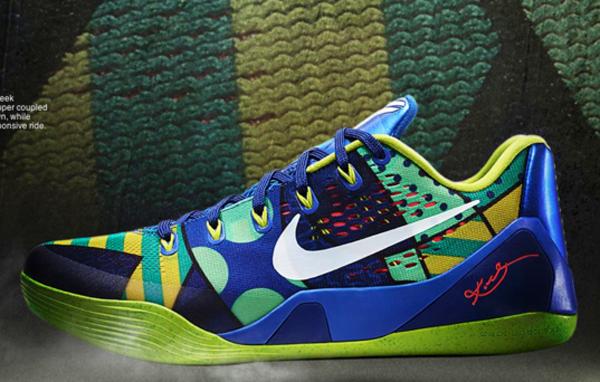 Nike Kobe 9 EM Low \