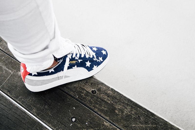 Puma Suede Americana Collection Now