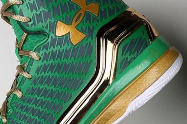 notre dame shoes nike