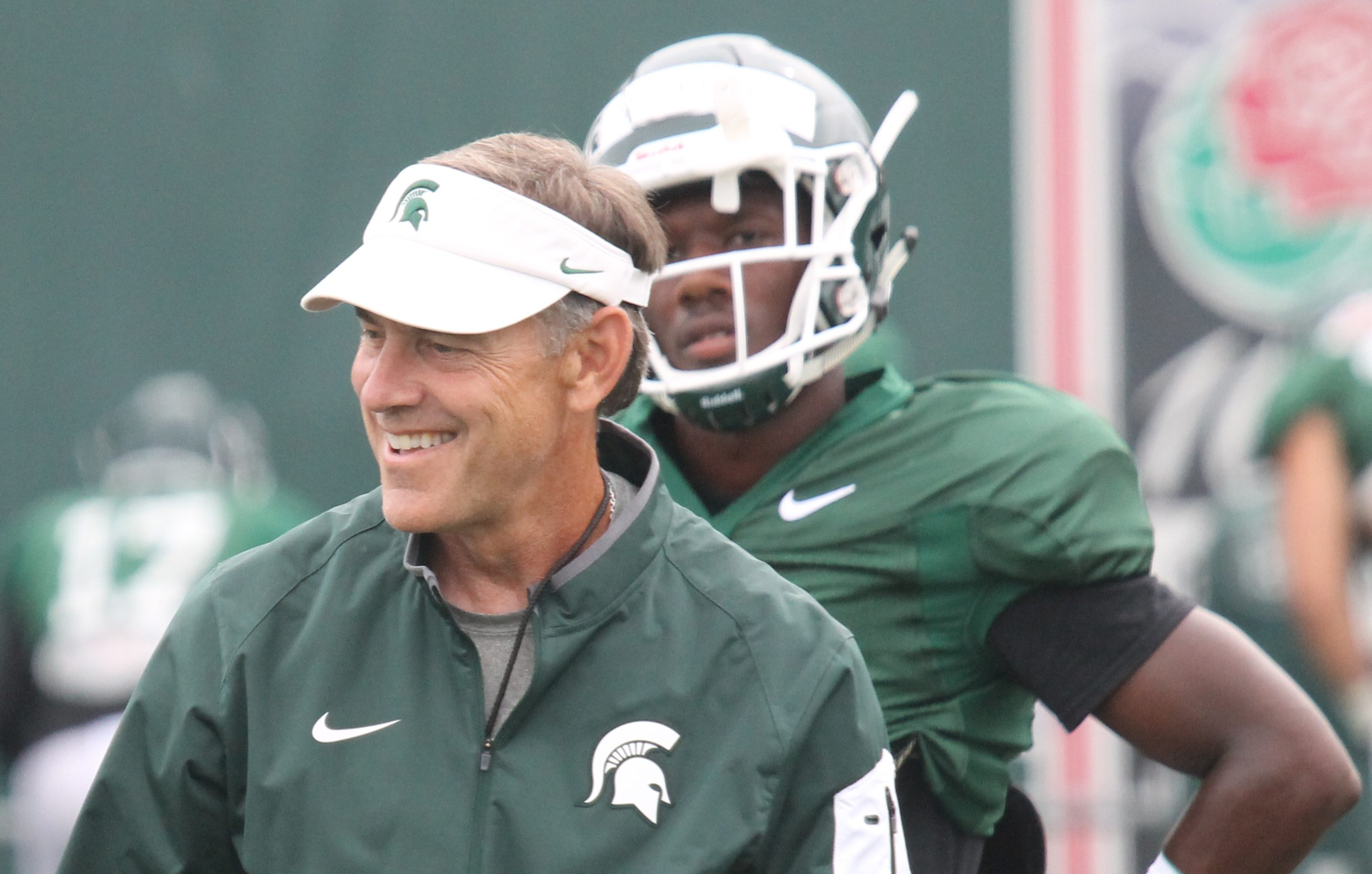 Mark Dantonio On Why He's Optimistic About 2020 Recruiting Class