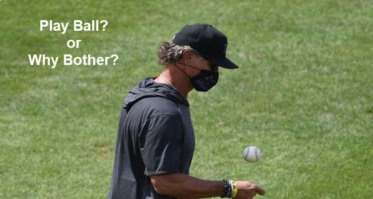 Temporada de beisebol em perigo como Marlins em quarentena na Filadélfia 2