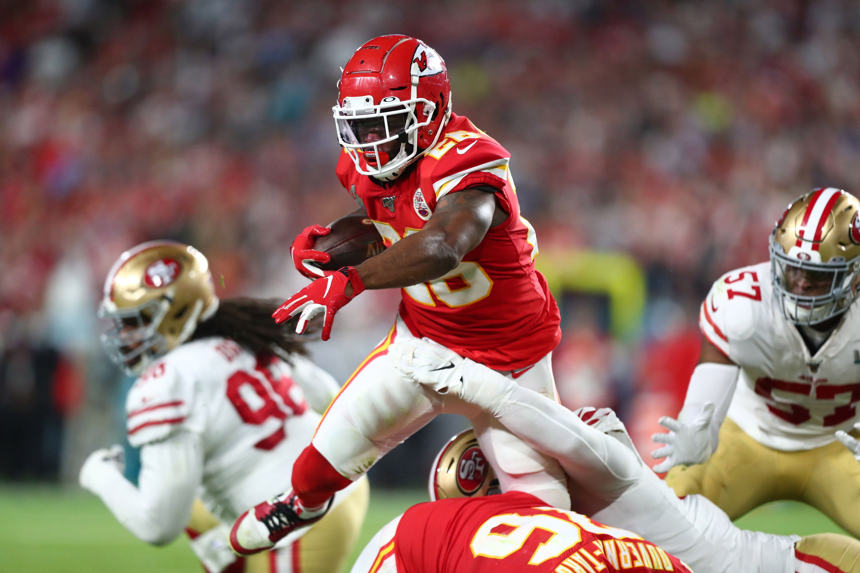 Damien Williams Explains Decision To Opt Out Of 2020 Nfl Season