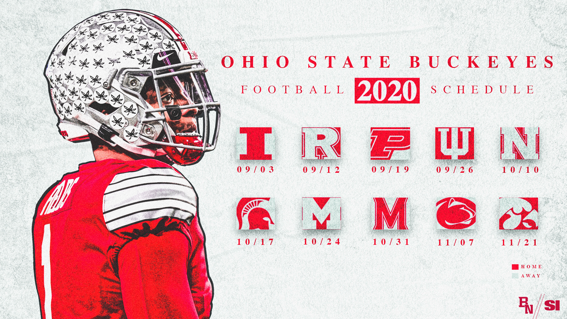 Big Ten Announces 2020 Schedule Including 10 Games For Ohio State Football