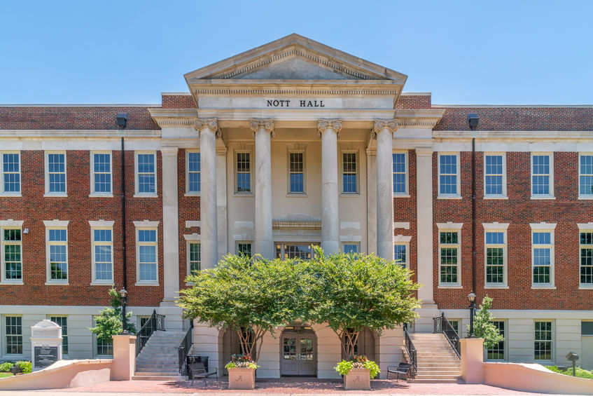 UA Trustees Elect to Rename Nott Hall
